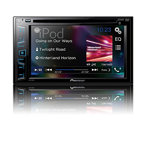 Pioneer AVH-290BT touchscreen car stereo review