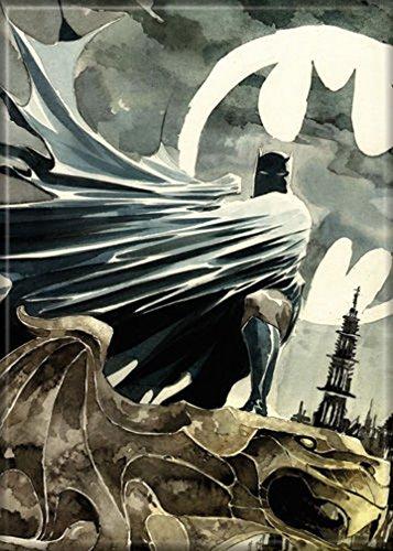 Ata-Boy DC Comics Watercolor Batman 2.5