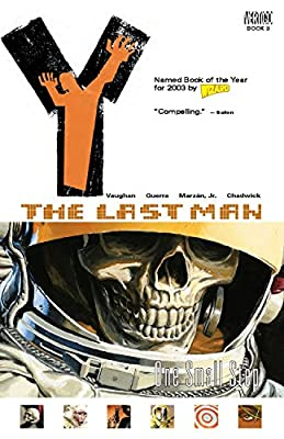 Y: The Last Man 3: One Small Step