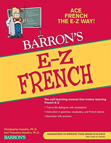 E-Z French (Barron's Easy Series)