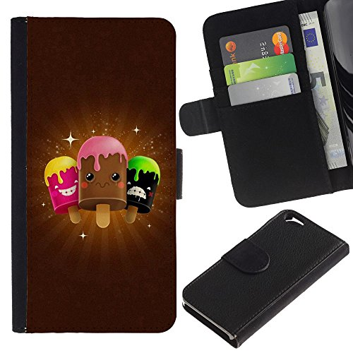 OMEGA Case / Apple Iphone 6 4.7 / PRAY FOR YOUR FRIENDS TODAY / Cuir PU Portefeuille Coverture Shell Armure Coque Coq Cas Etui Housse Case Cover Wallet Credit Card