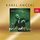 Karel Ancerl Gold Edition Vol.23. Shostakovich - Symphony No 7 'Leningrad'