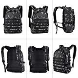 Tactical Laptop Backpack Military PUBG Level 3