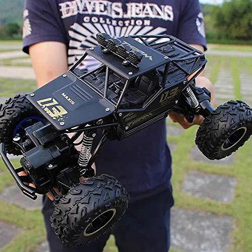 Pinjeer 1:16 RC Rock Crawlers 4x4 Drive Car Doble Motors Drive Bigfoot Car Four Way Control Remoto Coche Vehículo Juguetes...