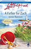 A Father for Zach (Love Inspired)