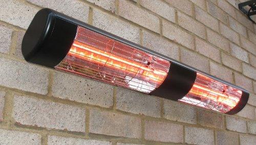 Heatlight Heating Solutions - Estufa de infrarrojos (aluminio, para exterior): Amazon.es: Jardín