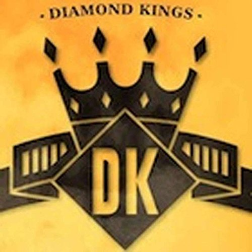 2018 Donruss Diamond Kings Baseball Blaster Box (7 Packs/5 Cards: 1 Short Print, 1 Variation, 5 Other Inserts) (Diamond Collection Baseball Box)