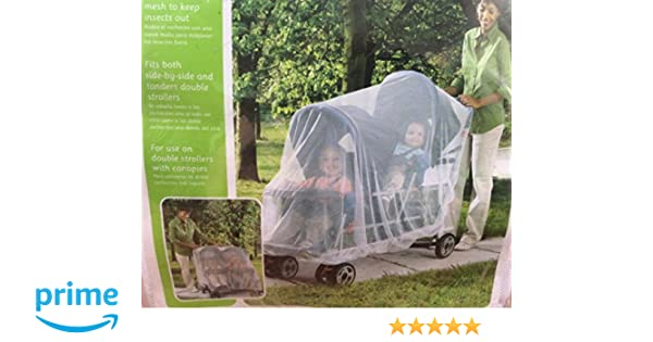 Amazon.com : Babies R Us Double Stroller Netting : Baby Stroller Insect Netting : Baby