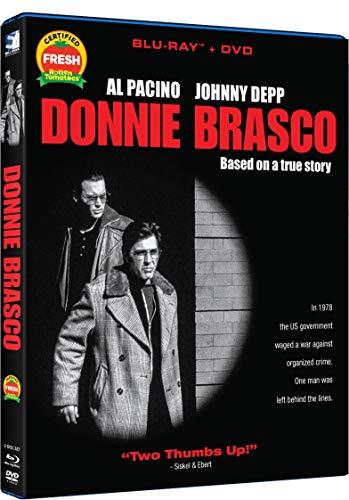 Donnie Brasco - Certified Fresh BD + DVD [Blu-ray]