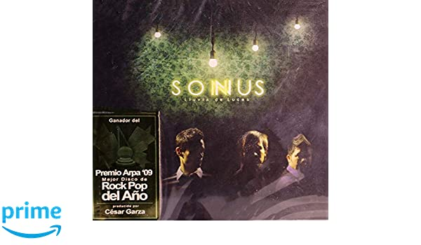 la cancion lluvia de luces sonnus