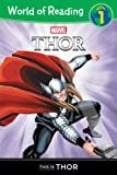 World of Reading: Thor This Is Thor: Level 1