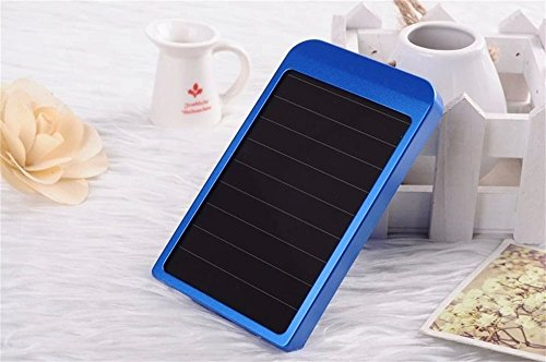Solar Phone Charger - Borch Solar Portable Phone Battery Charger 2600mah Power...