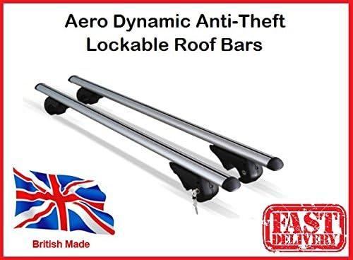 Rhino Automotive/© Aluminium Aero Roof Bars RW0346
