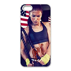 WWWE American Soccer Player Alex Morgan Cell Phone Case for Iphone 6 4.7