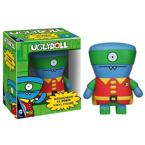 Wedgehead as Robin: Uglydoll x DC Universe Vinyl ()