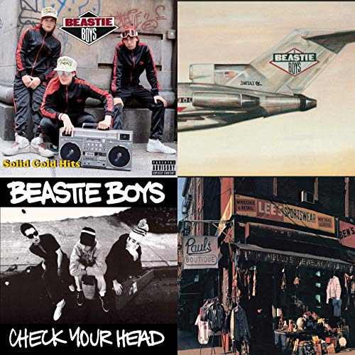 Best of Beastie Boys (Best Old School Music Playlist)
