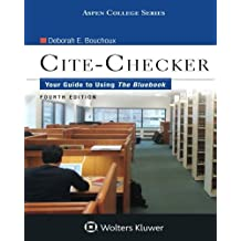 Cite-Checker: Your Guide to Using the Bluebook (Aspen College)