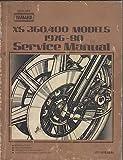 1976-1980 YAMAHA MOTORCYCLE XS 360/400 LIT-11616-XS-41 SERVICE MANUAL (228)