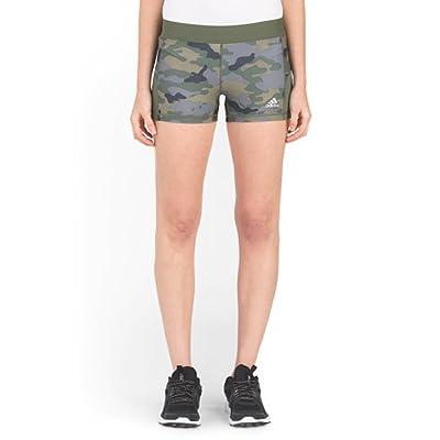 adidas Women's Camo Compression Short