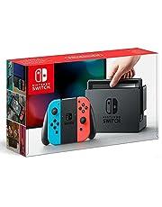 Nintendo Switch Konsol Neon Mavi ve Kırmızı Joy-Con