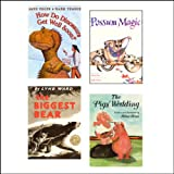 The Biggest Bear, How Do Dinosaurs Get Well Soon?, The Pig's Wedding, Possum Magic