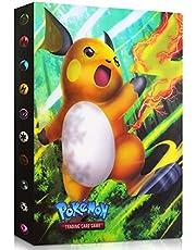 Album for Pokemon Cards, Pokemon Trading Card Protector Sleeves