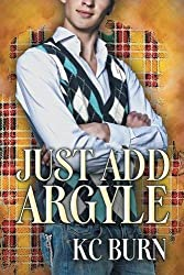 Just Add Argyle (Fabric Hearts)