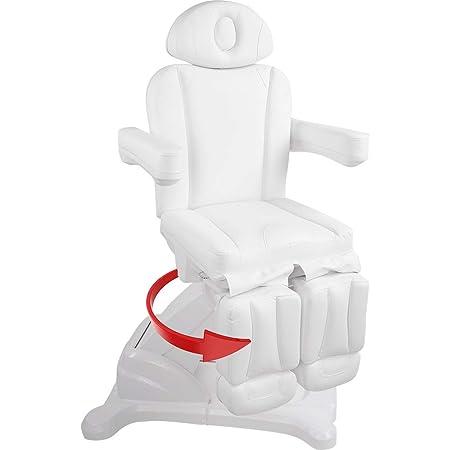 Vollelektrische Fußpflegestuhl 126673a weiß