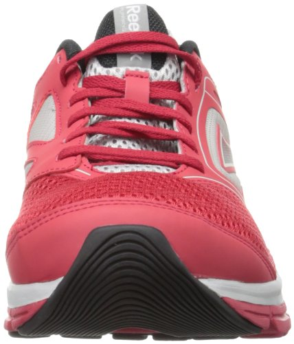 Zapatillas De Running Reebok Footwear Hombres Dual Turbo Fire Excellent Red / Steel / Black
