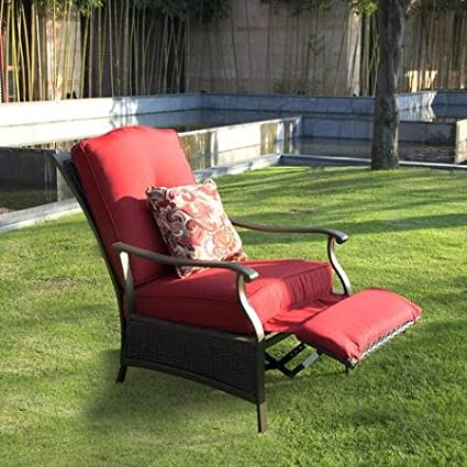 70af2806f93 Amazon.com   Providence Outdoor Recliner