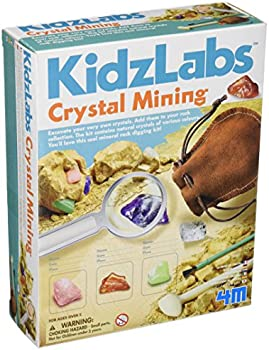 4M Crystal Mining Kit