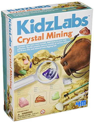 4M Crystal Mining Kit ()