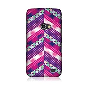 All Circles Quilt Design Back Case Cover For Samsung Galaxy Beam I8530