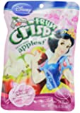 Brothers-All-Natural Princess Apple Crisps, (Snow White)  0.35 Ounce Pouches (Pack of 12)
