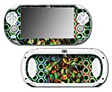 Teenage Mutant Ninja Turtles TMNT Leonardo Leo Cartoon Movie Video Game Vinyl Decal Skin Sticker Cover for Sony Playstation Vita Regular Fat 1000 Series System