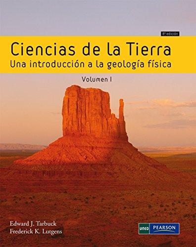 Ciencias de la Tierra (vol i) 8ª ed.