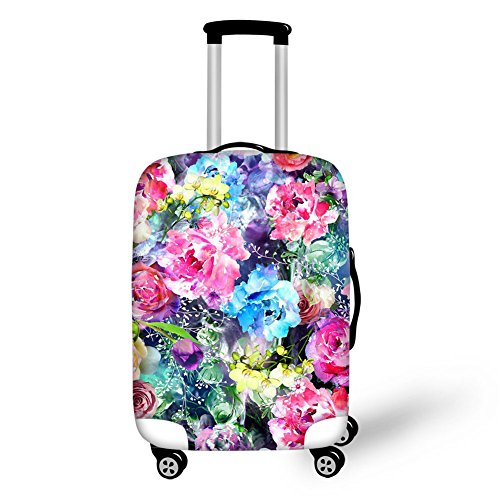 Bigcardesigns Travel Luggage Protective Covers for 26