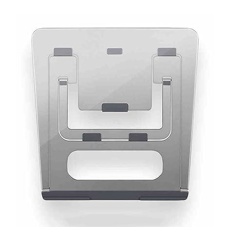 Portátil Ajustable Soporte Para Portátil De Aleación De Aluminio Notebook Stand Del Soporte 6 Opciones De