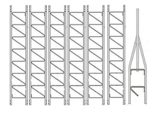 Rohn 25G Series 70' Basic Tower Kit by ROHN