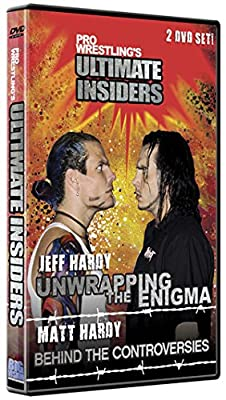 Ultimate Insiders - Hardy Boys - Behind The Enigma