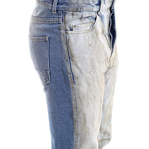 Cotone Azzurro G32mp509a4 Jeans Uomo Goose Golden aRIBpp