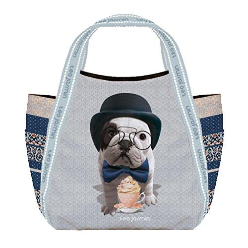 Petit Téo Petit sac Jasmin sac shopping qggP5wrI