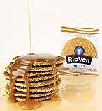 Rip Van Wafels Snack Wafels, Dutch Caramel and