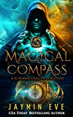 Tyson Compass, as  one of the famed Compass quads, is not a wizard used to living with regrets. Except for one: Grace Carter.Grace is a healer witch he rejected many years ago. After completely disappearing from his life, she has returned, an...