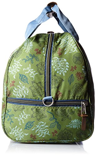 Carry On Duffle Poler Stuff Bag, Mossy Brotanical, 50 x 40 x 6 cm, 18 litri, POLBAG_CAR