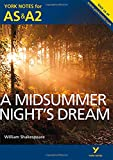 img - for A Midsummer Night's Dream: York Notes for AS & A2 (York Notes Advanced) book / textbook / text book