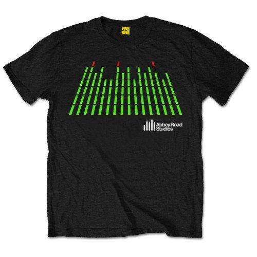 Camiseta Logo Eq hombre Negro Studios Abbey Road xtBqASBI