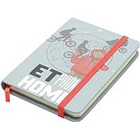 Caderneta de Anotação ET Home Red Cap Urban Cinza Papel