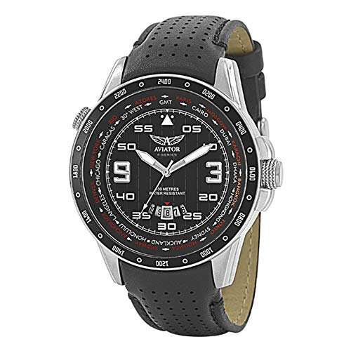 Aviator has provided watches to people of the most extreme professions, such as the military, rescuers and pilots, as well as to watch and aviation lovers and flight enthusiasts. From 2006 Aviator became the official timekeeper of the Russian Swifts ...