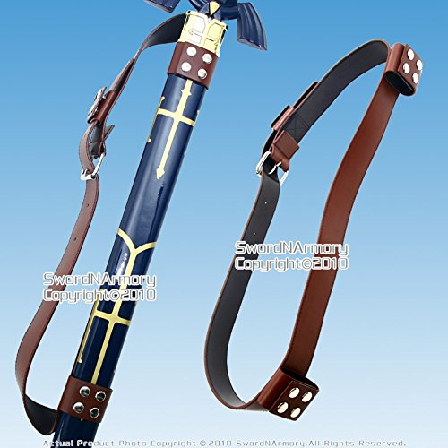 Medieval Back Hanger Baldric Sword Belt for Zelda Link Princes Anime Sword (Baldric Sword Belt compare prices)